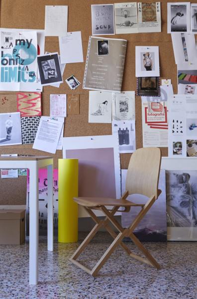 nibe chair. oak. design studiolucianobertoncini