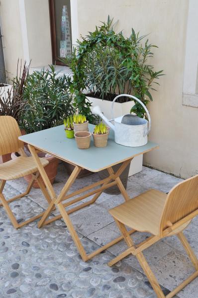 treee bar oak and nibe chair. design studiolucianobertoncini