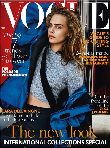 vogue UK september 1