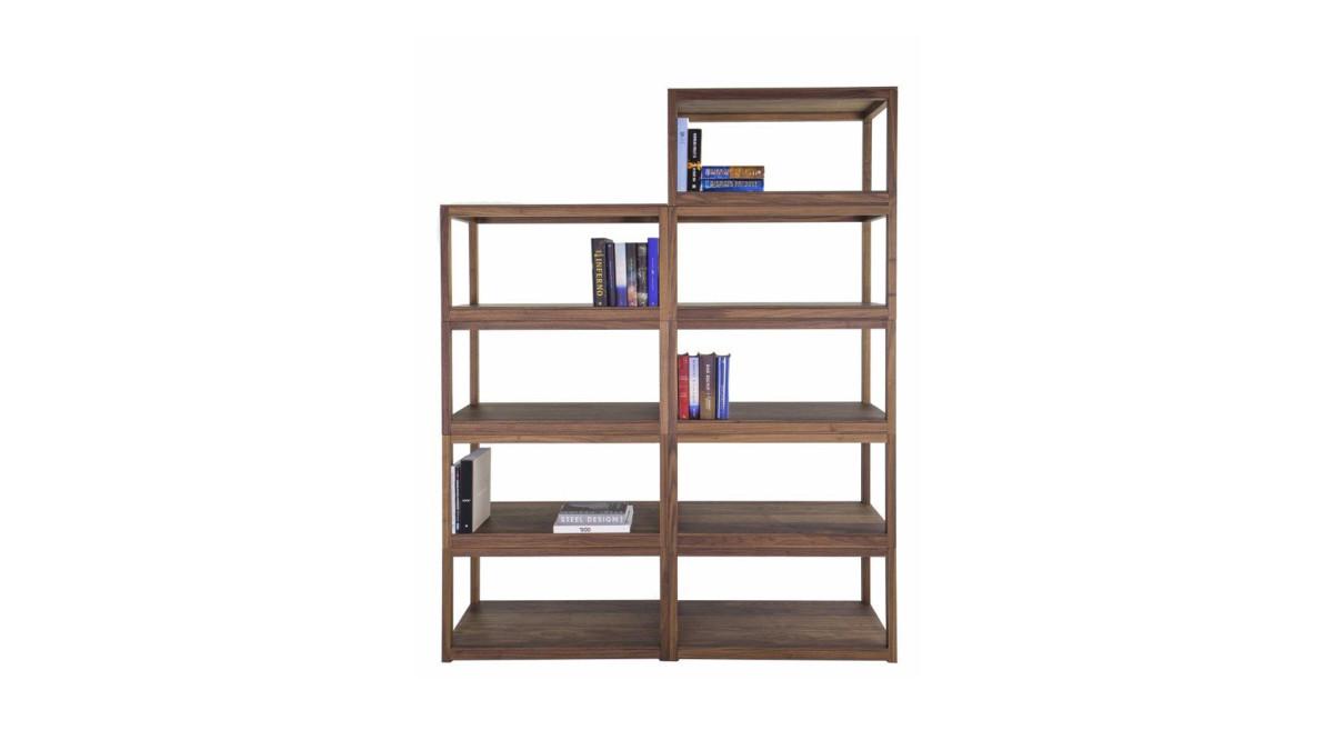 Libreria componibile sveva caon arreda for Libreria angolare componibile