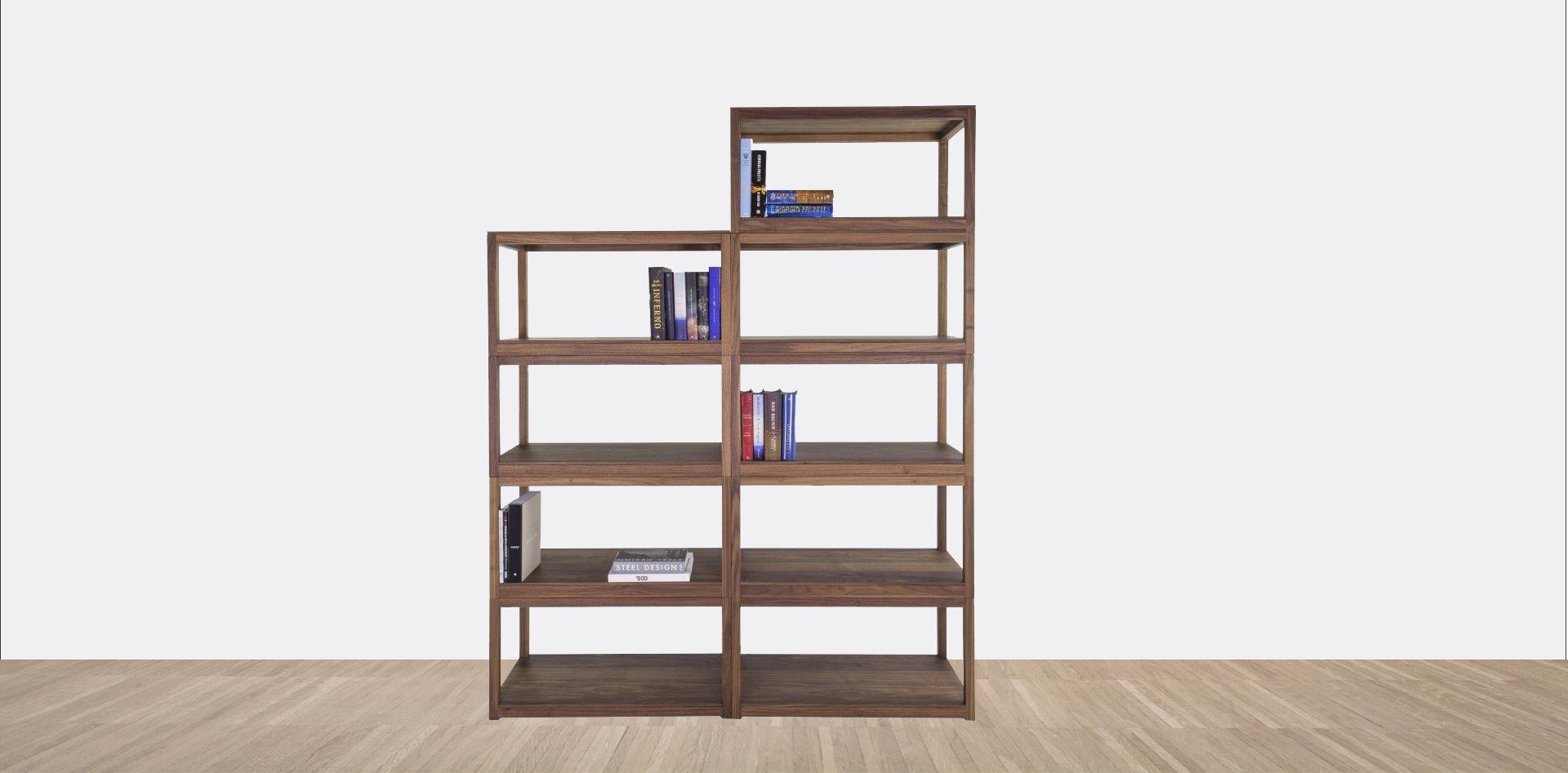 (Ita) libreria componibile  sveva by Pagliaro e Saiano design.