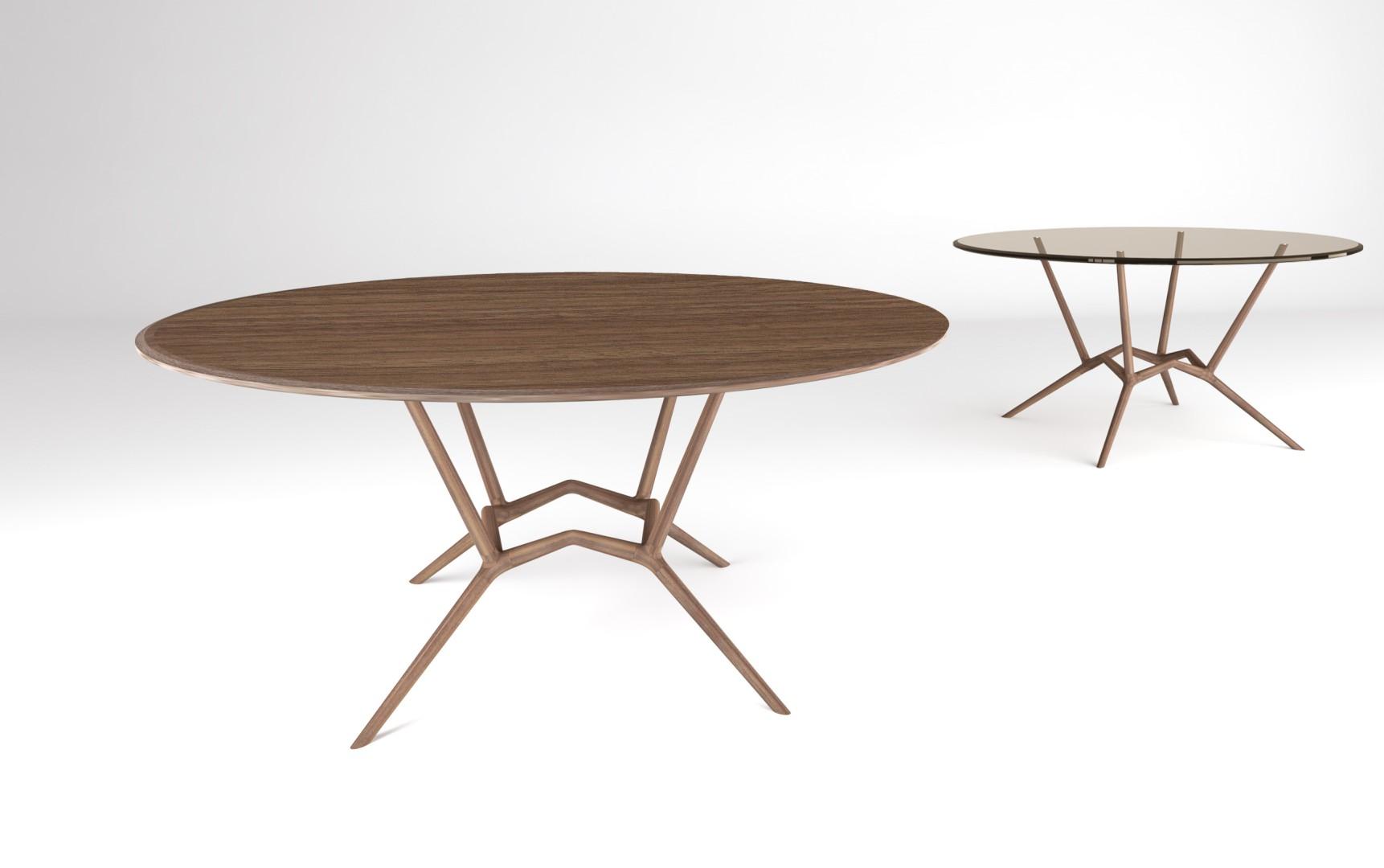 Tables Ottagono