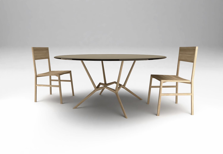 Tables Ottagono.